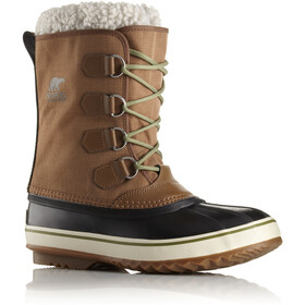 Sorel M's 1964 Pack Nylon Boots Nutmeg/Black